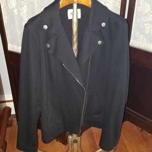 TALL Old Navy Moto jacket